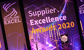 Supplier Awards 2020 set