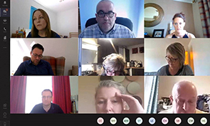 Exec Sub-Committee Virtual Meeting